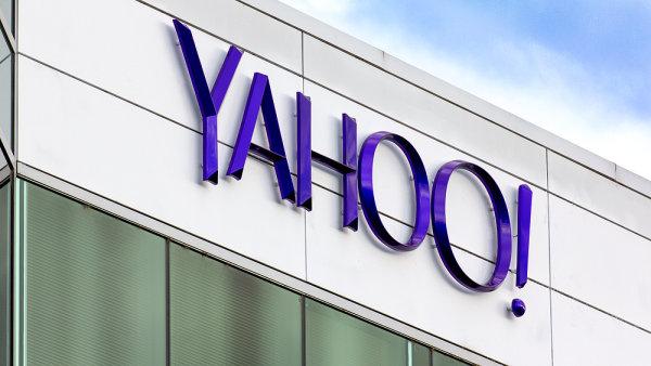 Tržby Yahoo! v meziročním srovnání stouply o 6,5 procenta na 1,31 miliardy dolarů.
