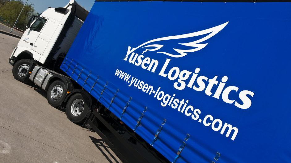 Yusen rozšířil kontrakt s automobilkou Ford
