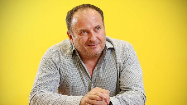 Vladimír Tošovský, generální ředitel ČEPS