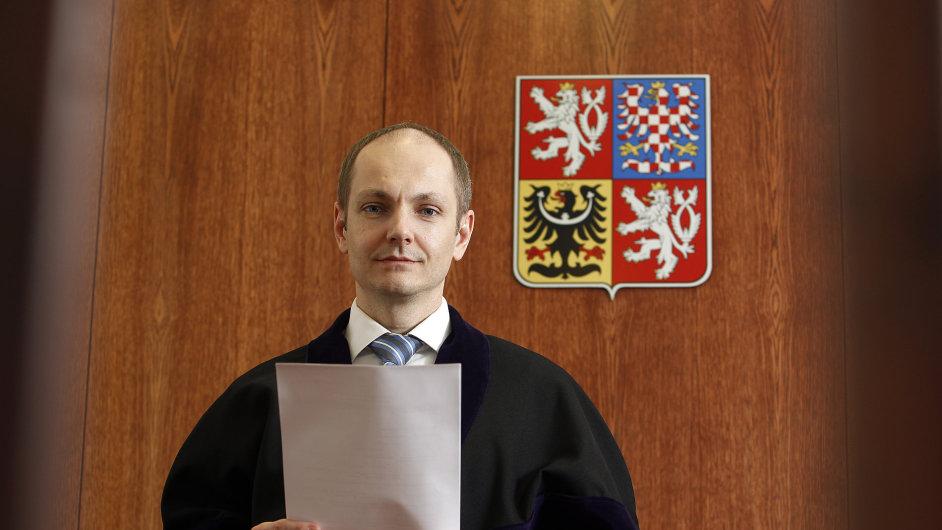 Lubomír Hrbek - předseda Okresního soudu v Ústí nad Labem
