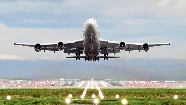 Na pražském letišti v Ruzyni nouzově přistálo letadlo kvůli hrozbě bombou - Ilustrační foto.