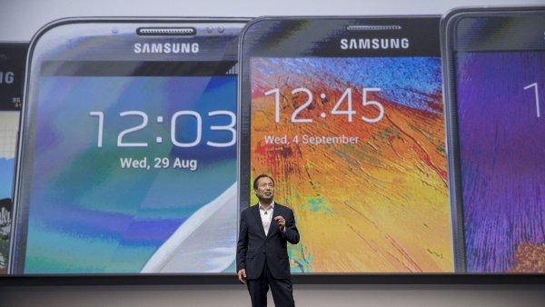 ��f divize informa�n�ch technologi� a mobiln�ch za��zen� a b�val� �editel firmy Samsung �in �ung-kjon