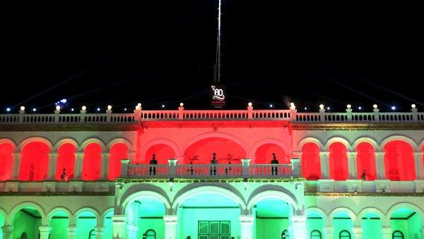 Prezidentský palác v Chartúmu.