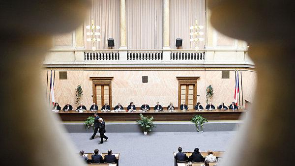 Ústavní soud rozhodl ve věci fikce doručování
