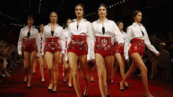 Jeden z největších světových týdnů módy – Milan Fashion Week.