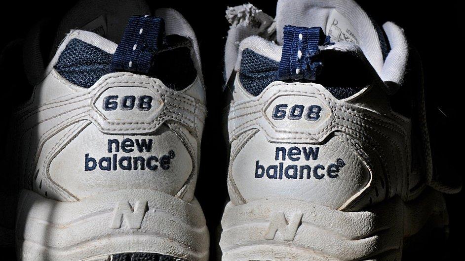 Jaké tenisky bude mít americká armáda? Jedním z favoritů je značka New Balance - Ilustrační foto.