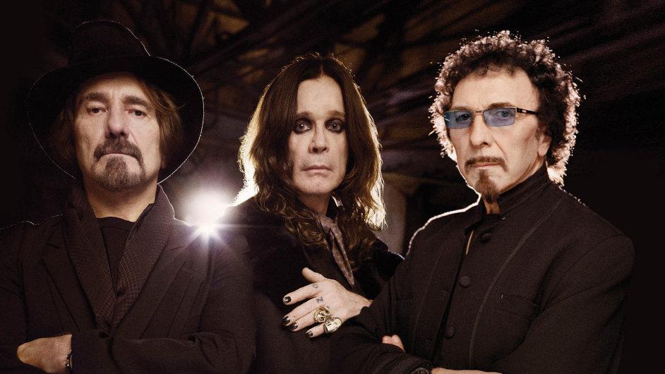 Nasoučasném turné Black Sabbath (nasnímku) předskakují američtí rockeři Rival Sons. Ti zítra ve20 hodin zahájí také pražský koncert.