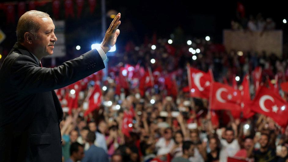 Tayyip Erdogan, Turecko
