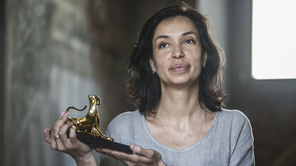 Režisérka Ralica Petrovová (na snímku) získala Zlatého leoparda za svůj první film Bez boha.