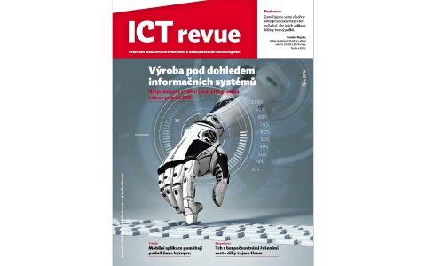 Pr�v� vy�lo: <BR> ICT revue 10/2016