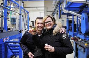 I řepkový olej musí chutnat a vonět, říká zakladatel rodinné firmy Fabio Produkt