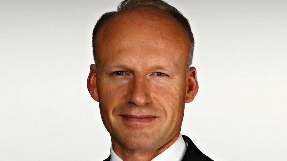 Adrian Cloer, partner společnosti Mazars a vedoucí Německé desky