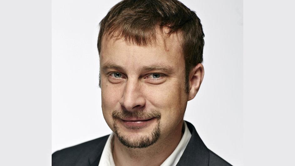 Jan Došlý, marketingový ředitel společnosti Alpine Pro