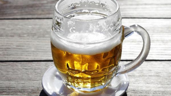 České pivovary loni vyrobily rekordních 20,5 milionu hektolitrů piva - Ilustrační foto.