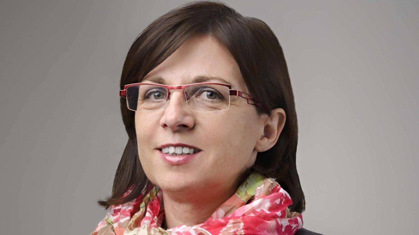 Milena Jabůrková, viceprezidentka Svazu průmyslu a dopravy ČR