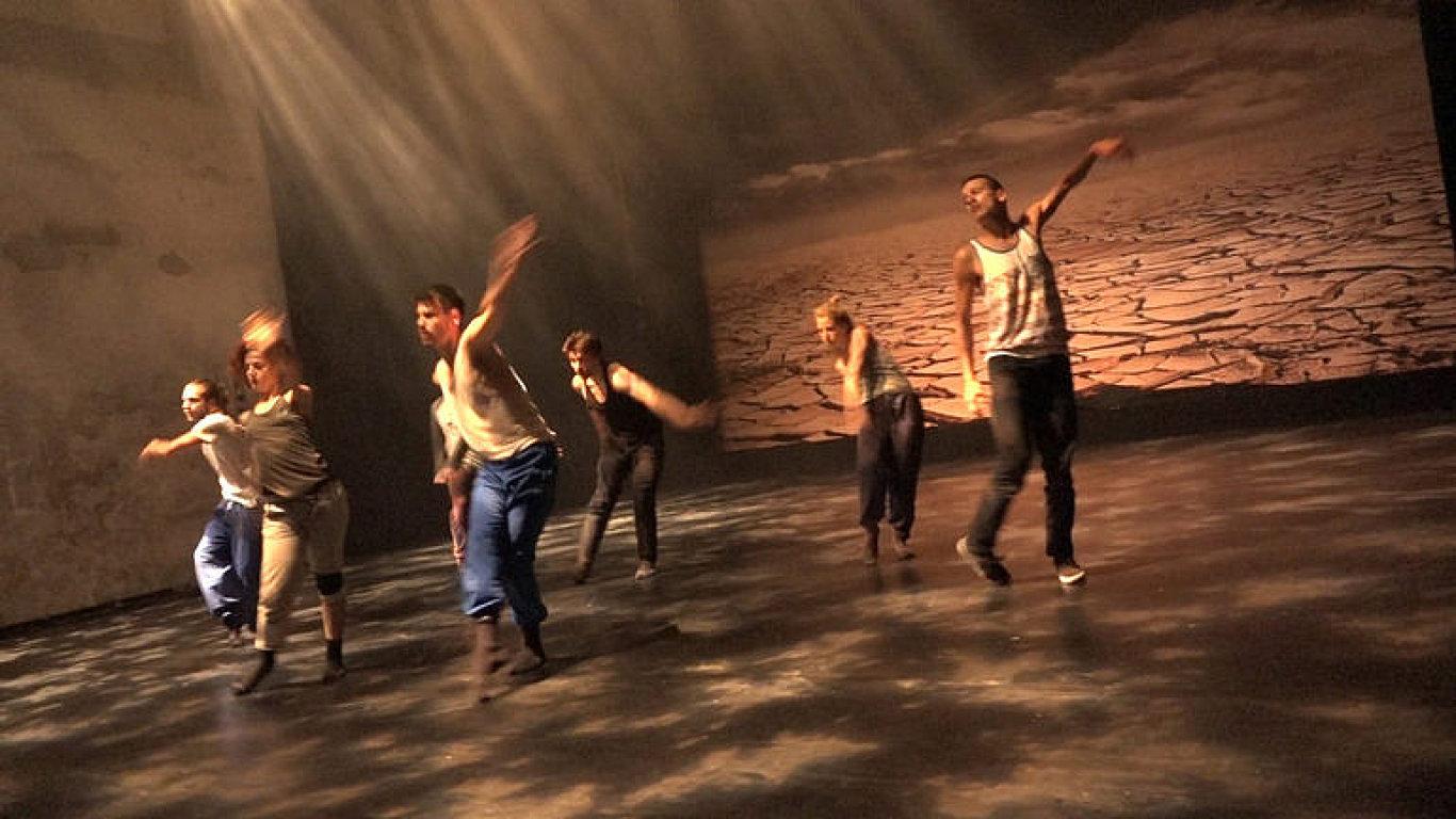 Choreograf, který pracoval s Beyonce, představí vystoupení pro Tanec Praha.