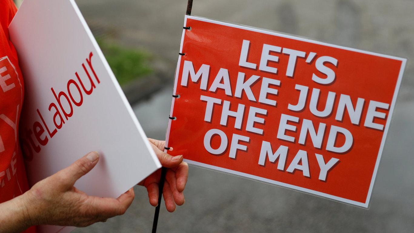 Velká Británie, Labour party, labouristická strana, volby