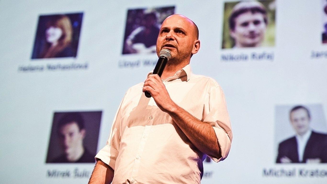Cedrid Maloux, ředitel StartupYardu
