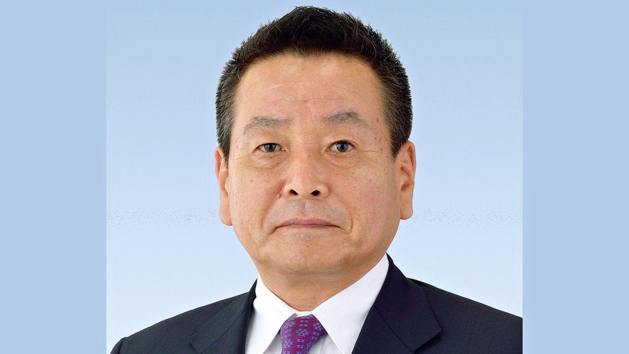 Yoshihisa Ishida, generální ředitel společnosti Sharp Europe