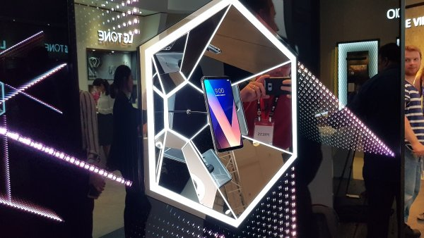 LG na veletrhu IFA 2017