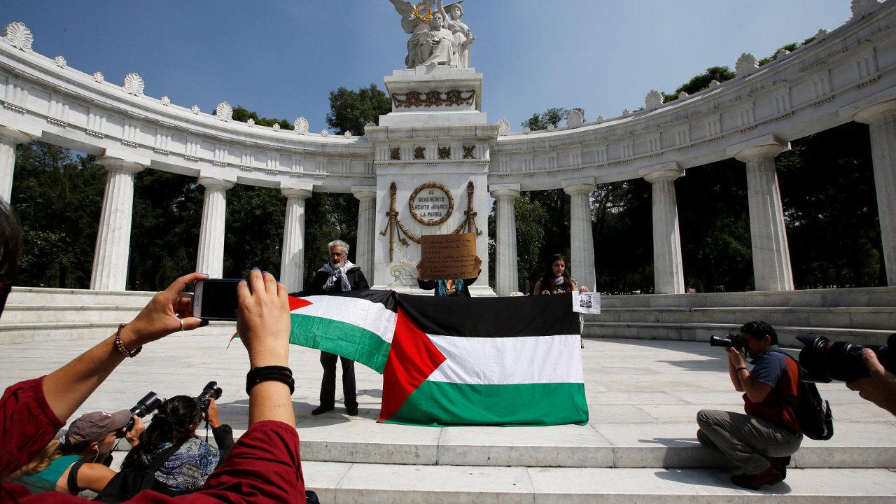 Hnutí Hamás chce obnovit dialog s Fatahem o společné palestinské vládě – Ilustrační foto.