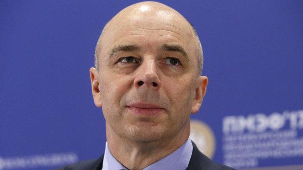 Zákaz nákupu ruských dluhopisů podle ruského ministra financí Antona Siluanova nepovede kekonomickým problémům.