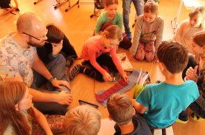 Škola na pražském Jižním Městě funguje čtvrtým rokem.