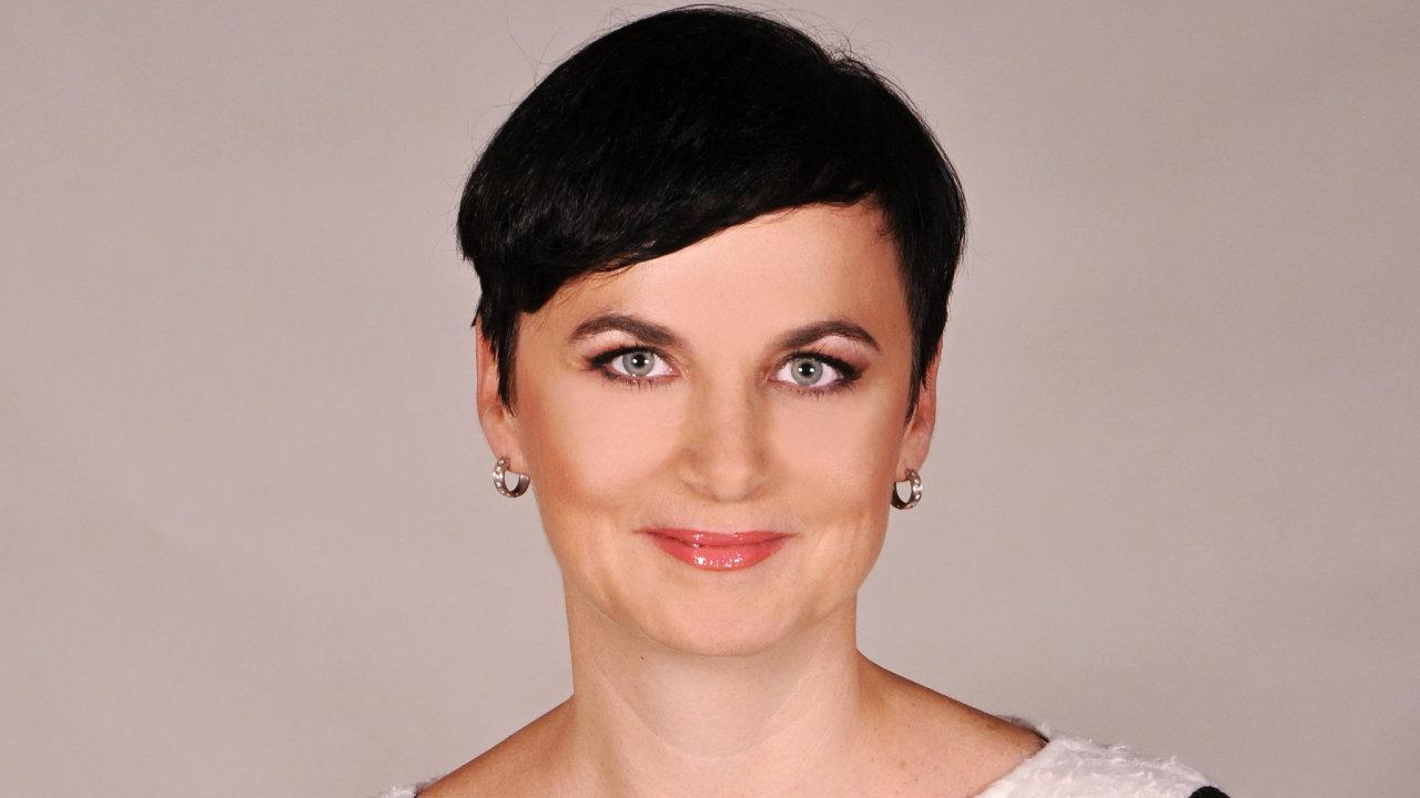 Veronika Ivanović povede oddělení lidských zdrojů pro Technologie Vodafone Group