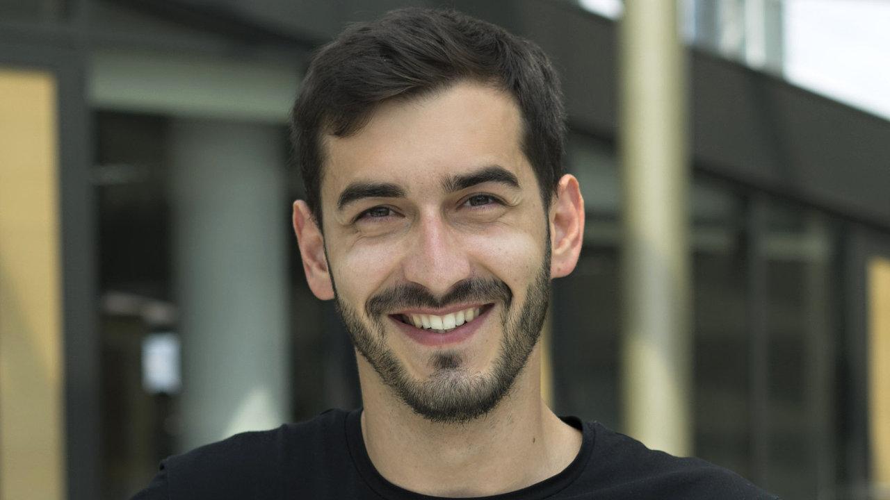 Martin Zítek, performance manažer portálu Heureka