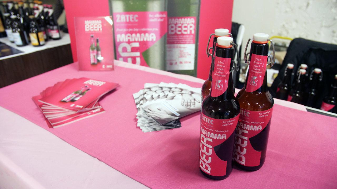 Mamma beer – pivo pro onkologické pacientky.