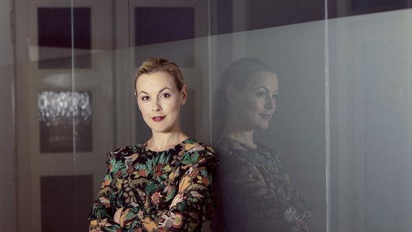 Lucie Mádlová, ředitelka asociace společenské odpovědnosti