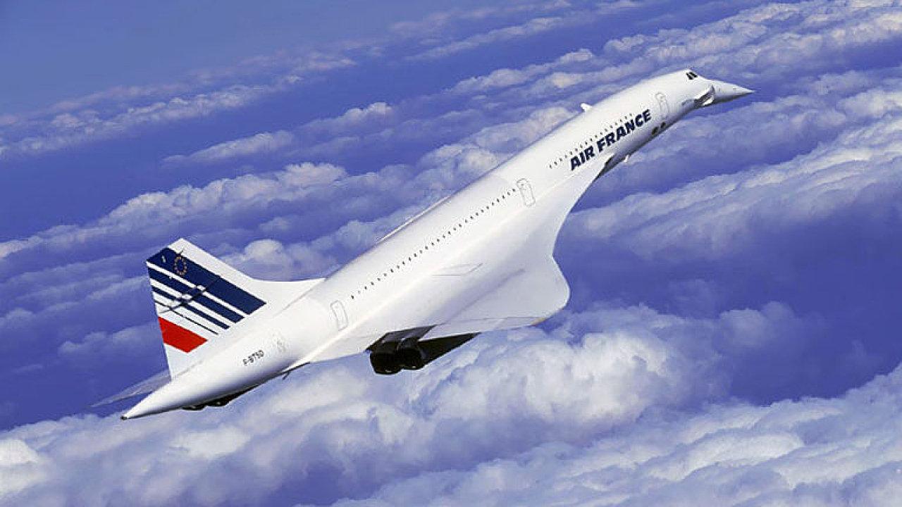Jak vypadal konec letecké éry nejrychlejšího civilního letadla Concorde.