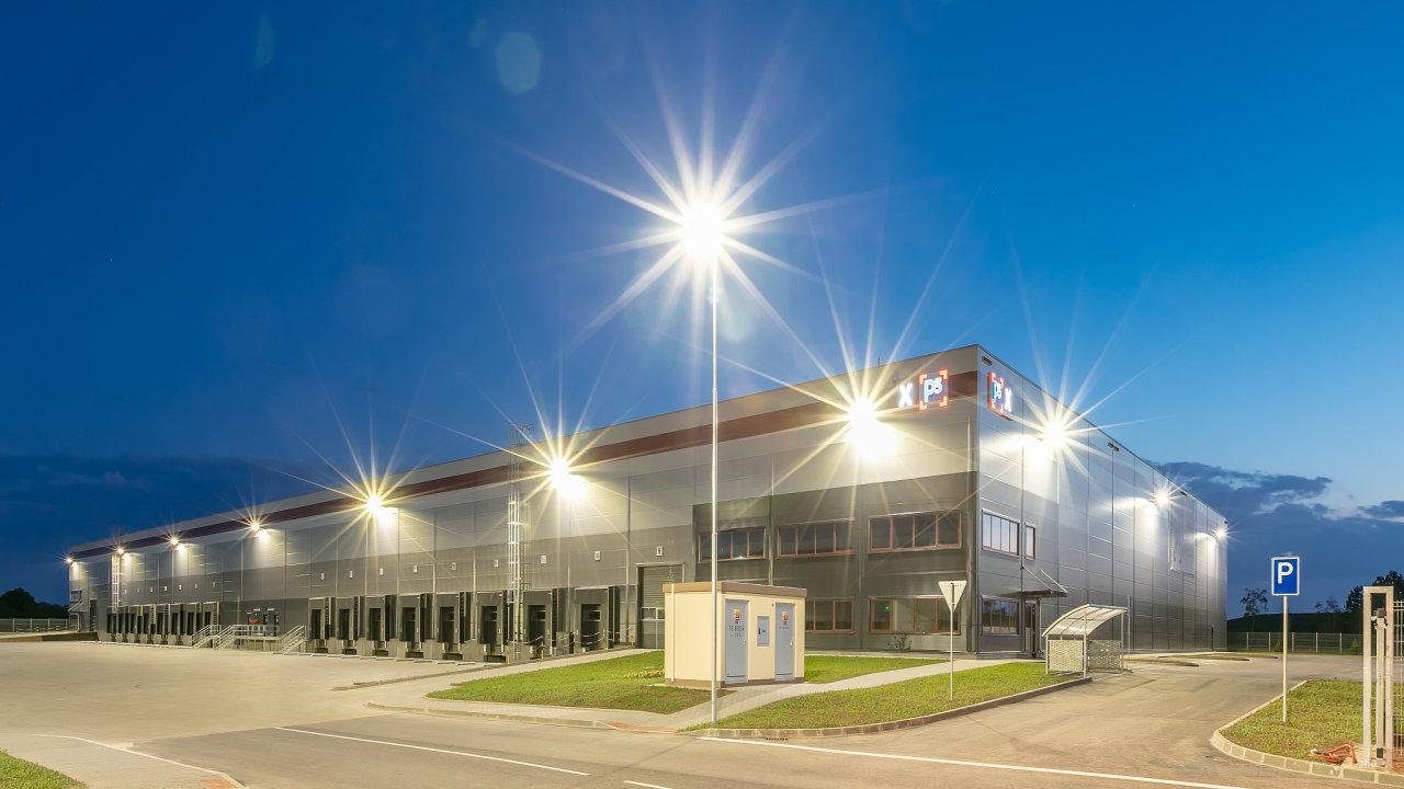 V kategorii skladových a průmyslových areálů zvítězil projekt Sécheron Tchequie P3 Prague.