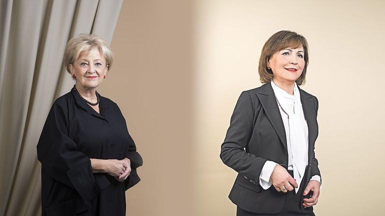 NEPOUŽÍVAT! TOP ženy Česka: kategorie síň slávy Byznys - podnikatelka