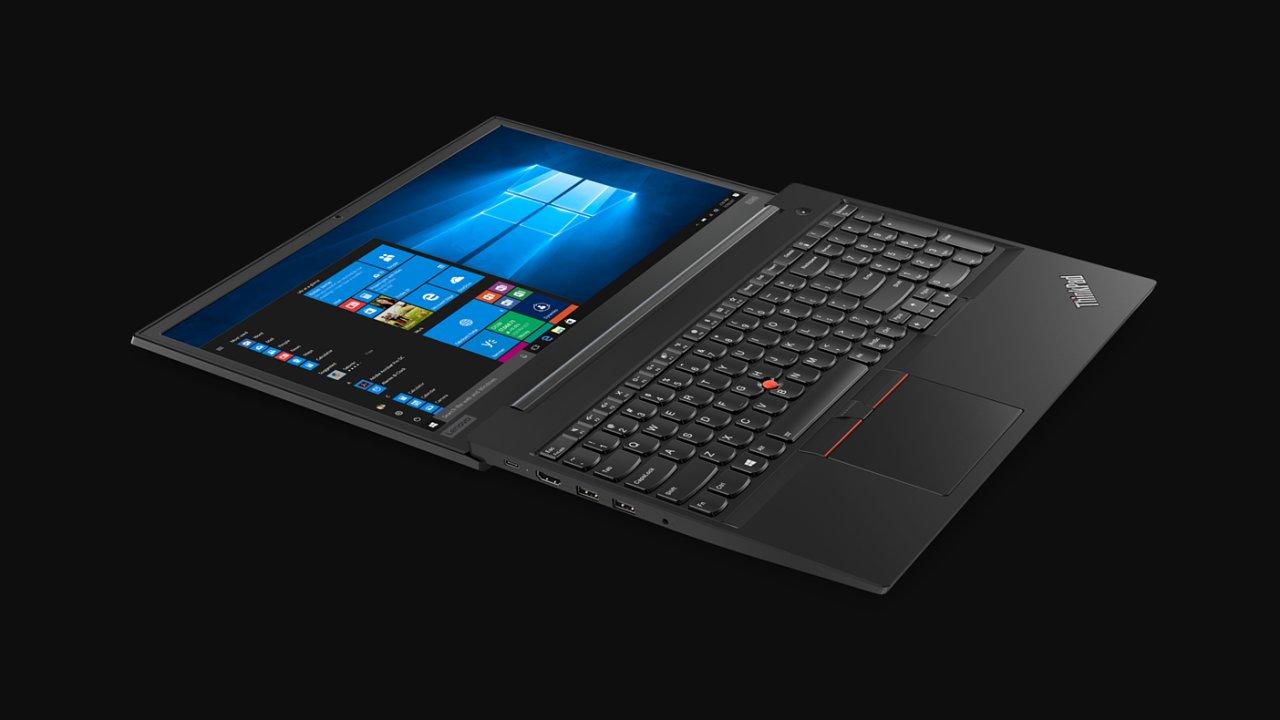 ThinkPad 858 je první byznysový notebook s procesory AMD Ryzen
