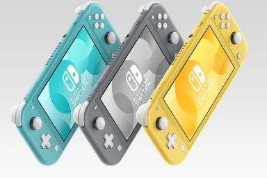 Nintendo Switch Lite se odhalilo, je menší a nepřipojí se k televizi, ale bude o třetinu levnější