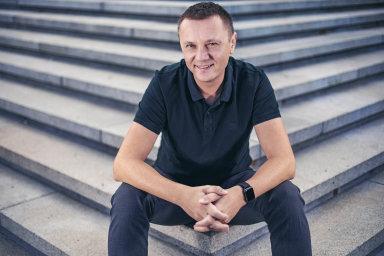 Petr Novague patří mezi nejvýraznější české designéry.