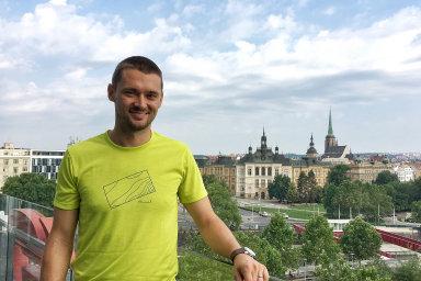 Jan Štika (33) přichází dotýmu distributorské firmy Outdoor Concept.