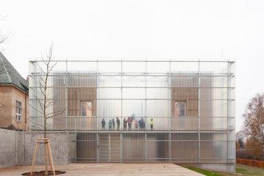 Podívejte se na díla architektů, kteří letos bojují o cenu Architekt roku. Patří mezi ně i netypická školka