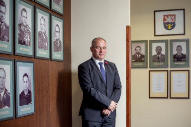 Jan Beroun, ředitel Vojenského zpravodajství