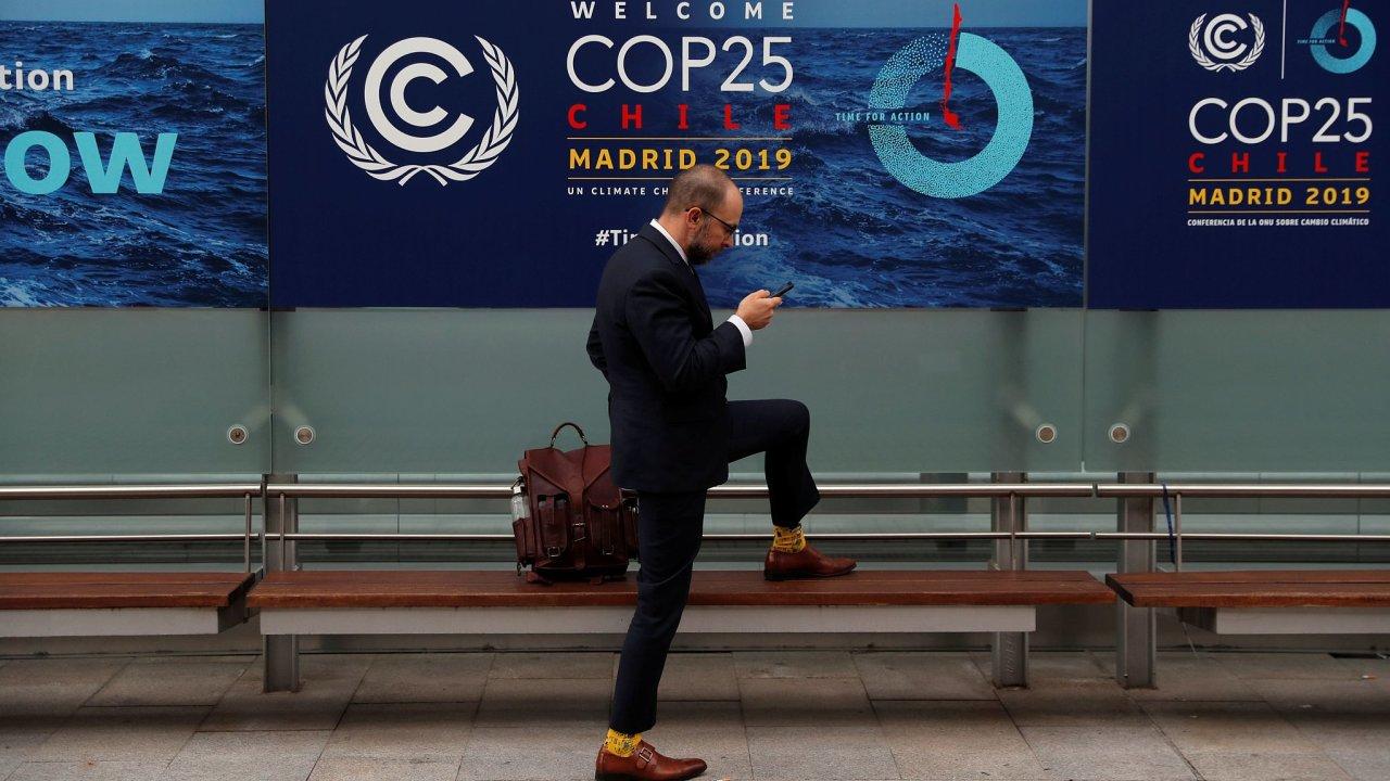 Madridská konference o ochraně klimatu