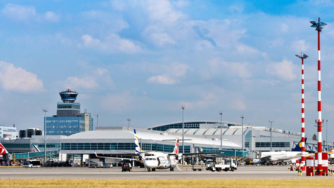 Vpříštích letech plánuje pražské letiště dvě zásadní stavby.
