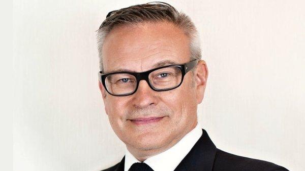 Adrian McDonald, prezident společnosti Dell Technologies pro region EMEA