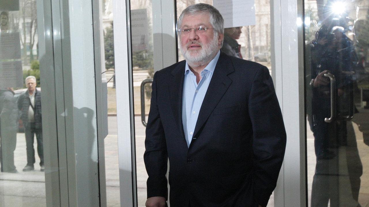 Bývalý šéf banky: Ihor Kolomojskyj byl úspěšný zakaždého režimu, spodnikáním začínal už zaéry sovětského vůdce Michaila Gorbačova.