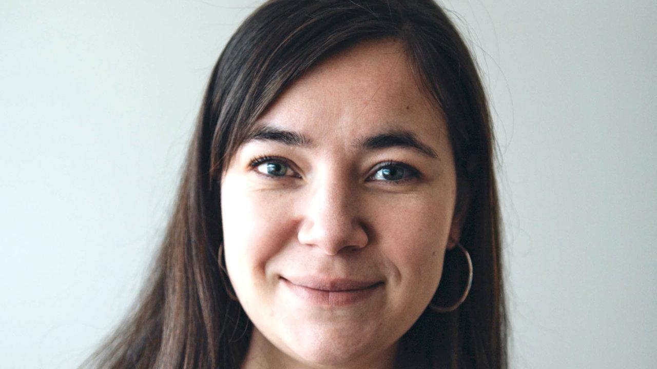 Anna Říhová (35) se stala ředitelkou obchodu veskupině V-Sharp Ventures