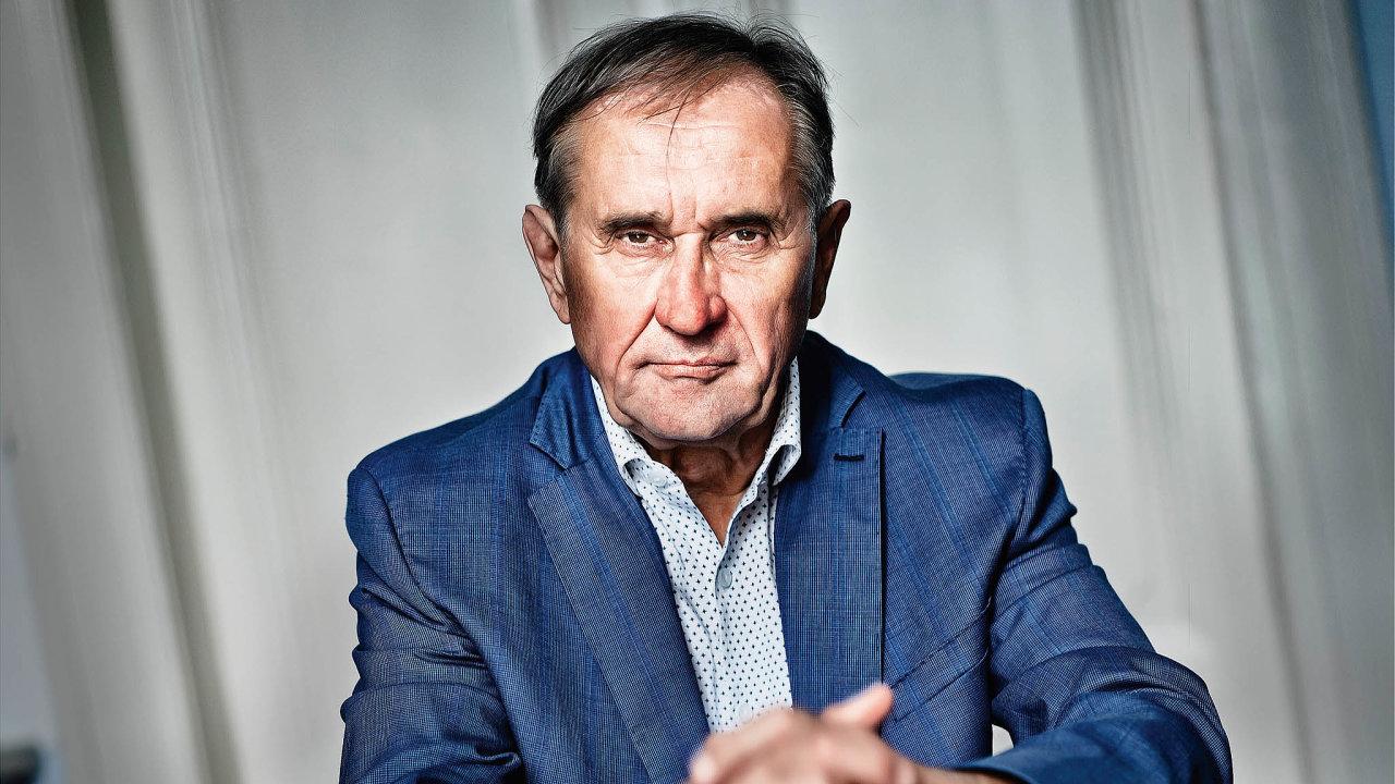 Geograf ahydrolog Bohumír Janský