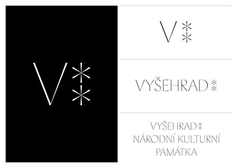 Nové logo Vyšehradu
