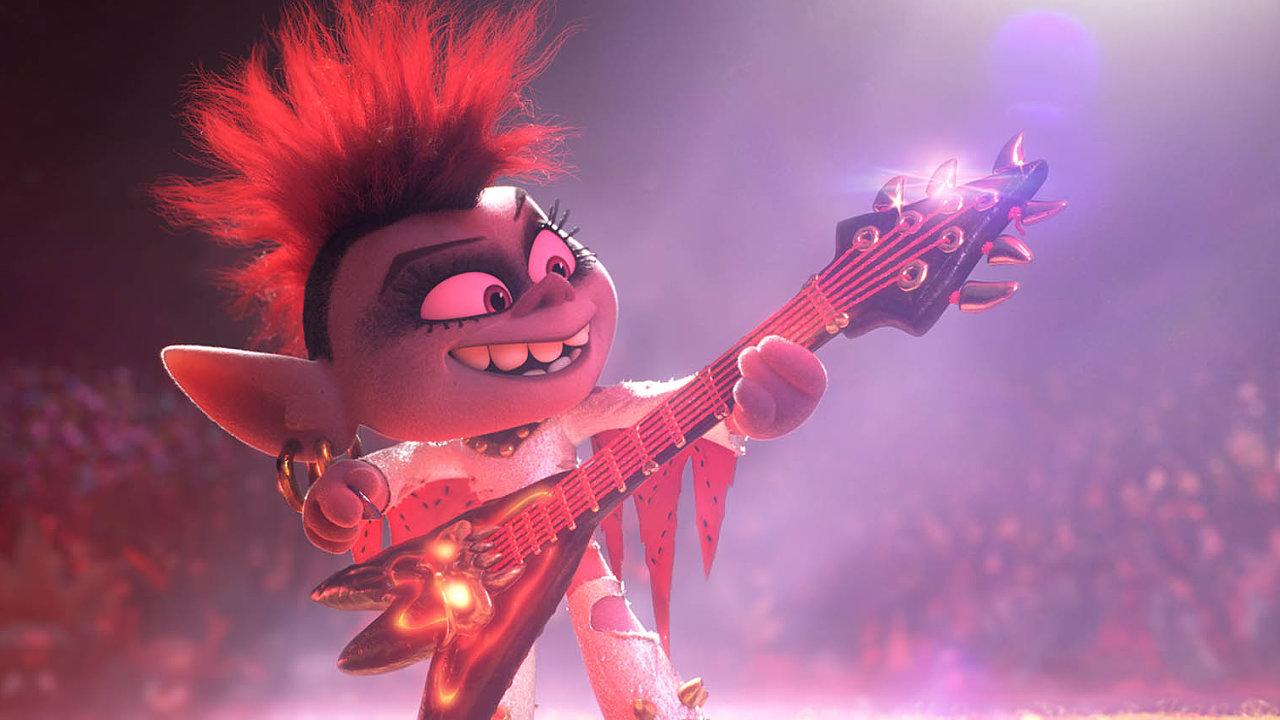 Hodně vostrej rock'n'troll. Film Trollové: Světové turné vyniká ve vyobrazení různých hudebních subkultur. Všechny se je chystá vyhladit tvrdý rock.