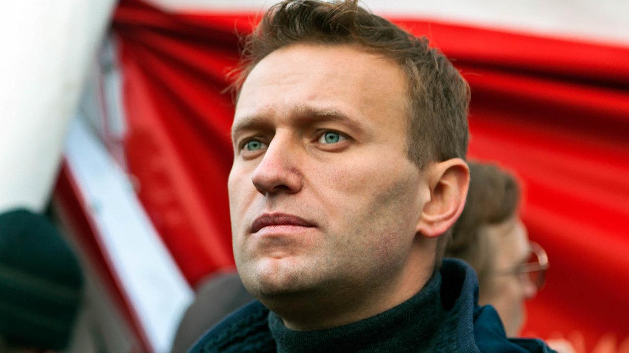 Navalnyj se léčí naberlínské klinice Charité