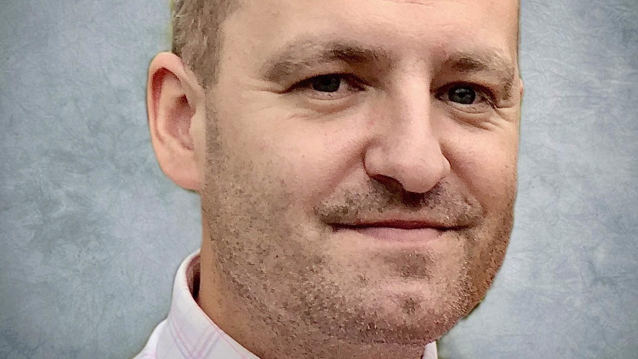 Pavel Horák,sales unit manager, Unicorn